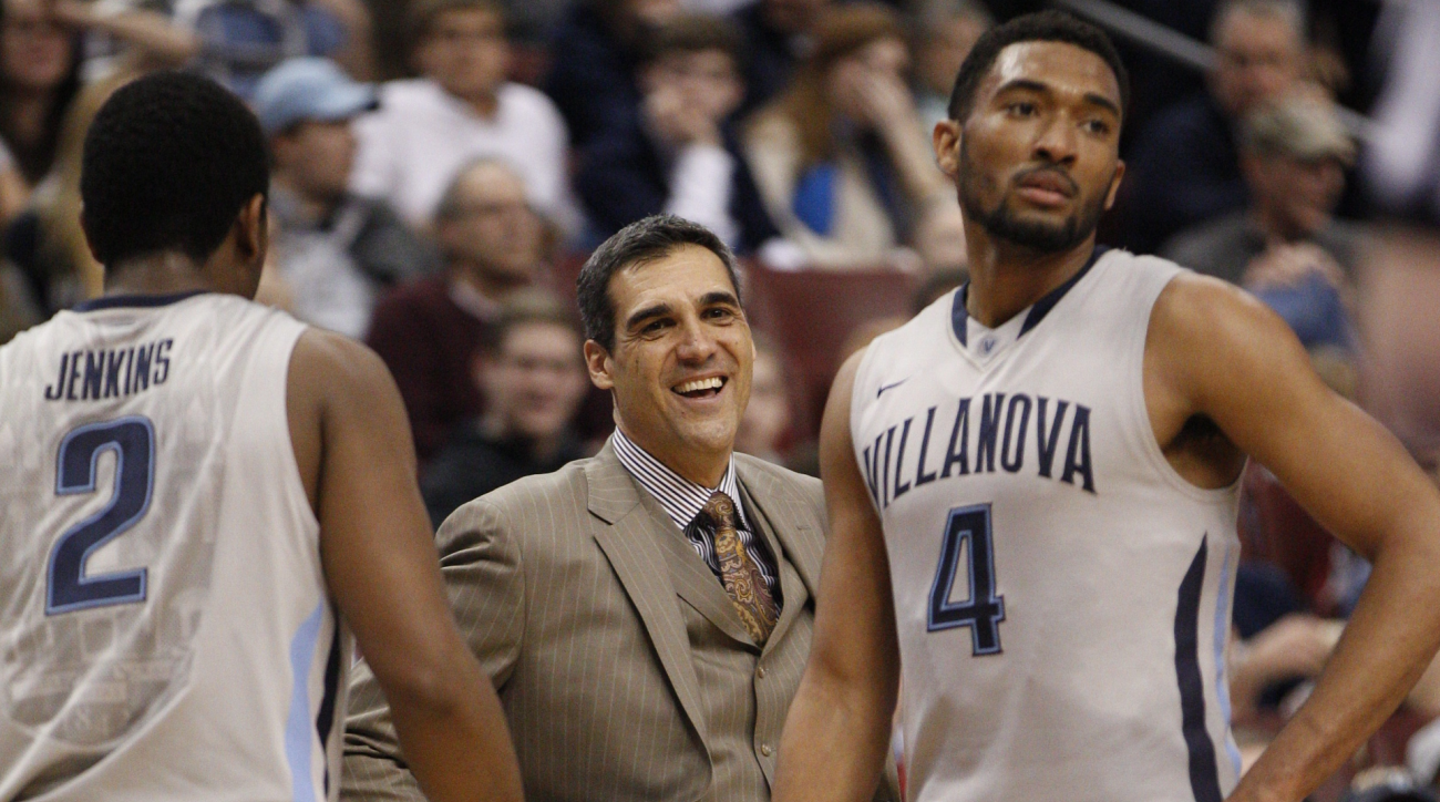 SI Now: Jay Wright on this year's quintessential Villanova squad