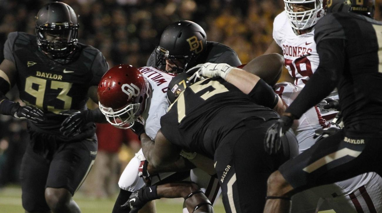 Baylor's D shows off complete team in win vs. Oklahoma