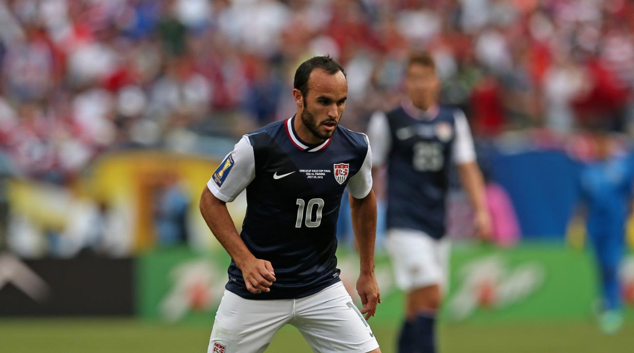 SI Now: Landon Donovan: 'American spirit' sets Team USA apart