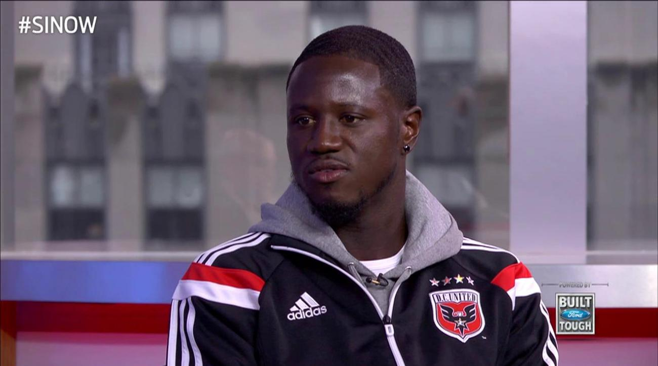 SI Now: Striker Eddie Johnson excited for fresh start in D.C.