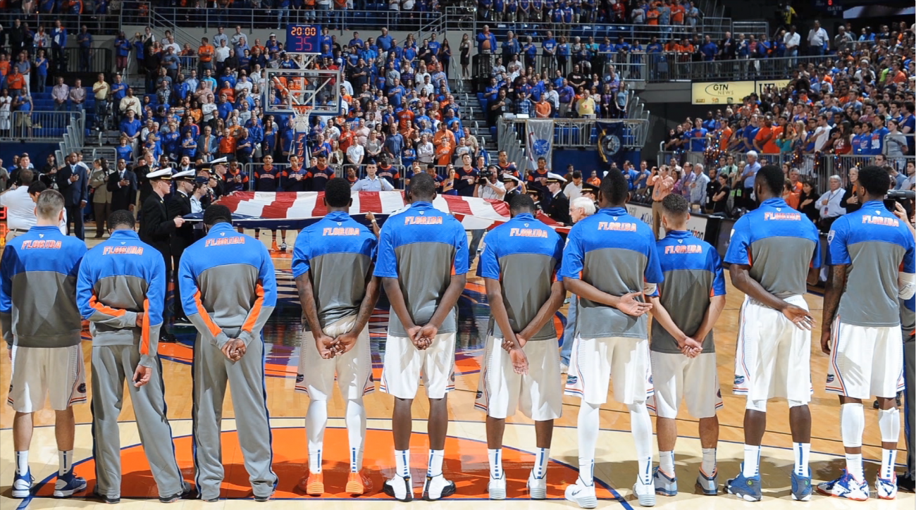 Florida Basketball: Growing up Gator