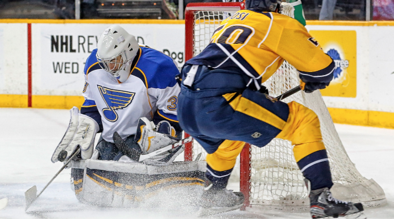 SI Now: Blues undefeated with Ryan Miller in net