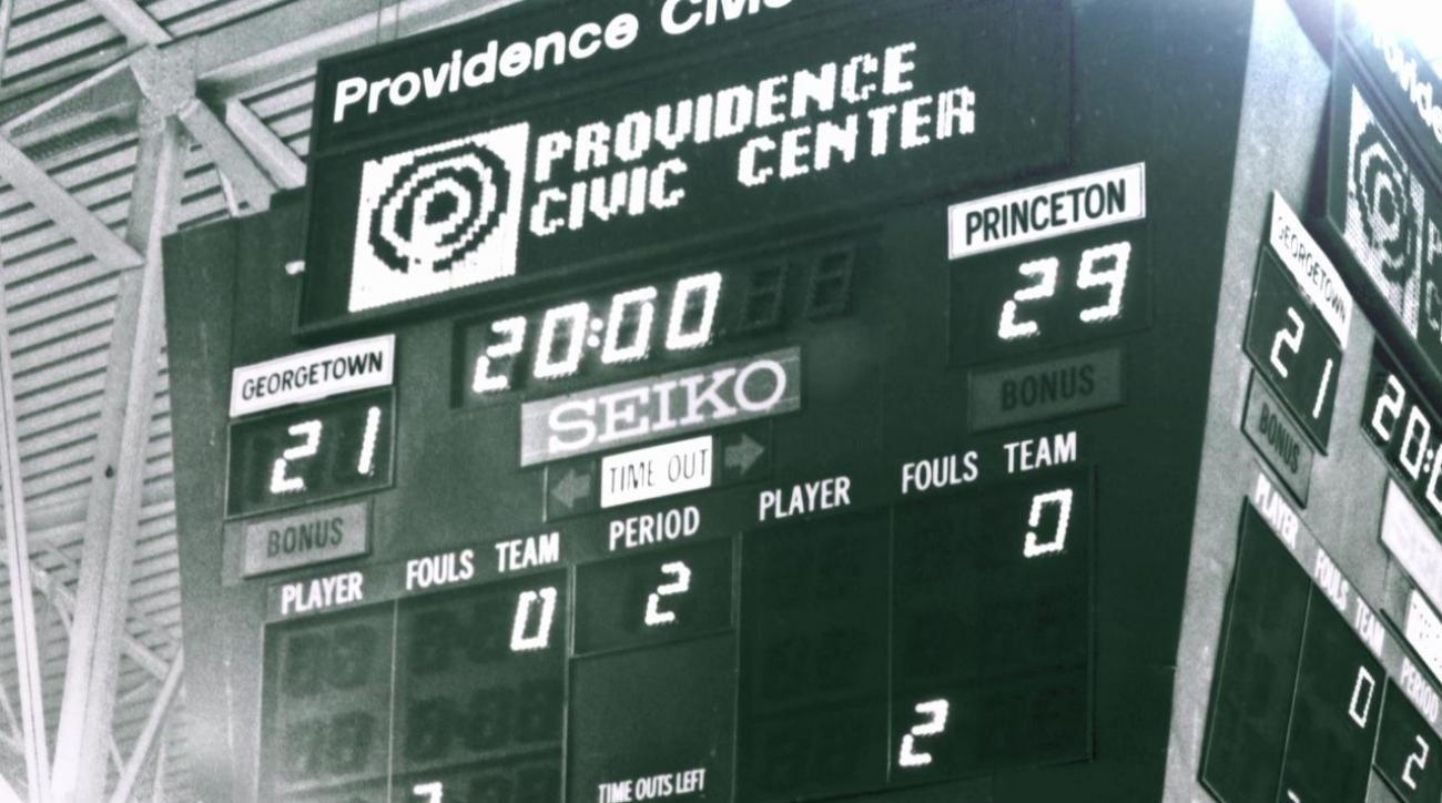 Remarkable Tournament Performances: No. 16 Seed - 1989 Princeton