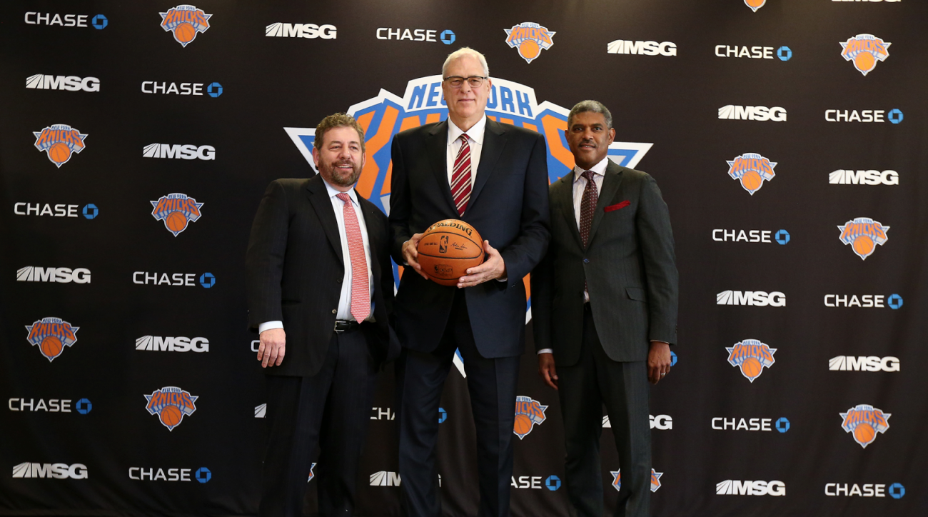 SI Now: Zen alone can't fix the Knicks