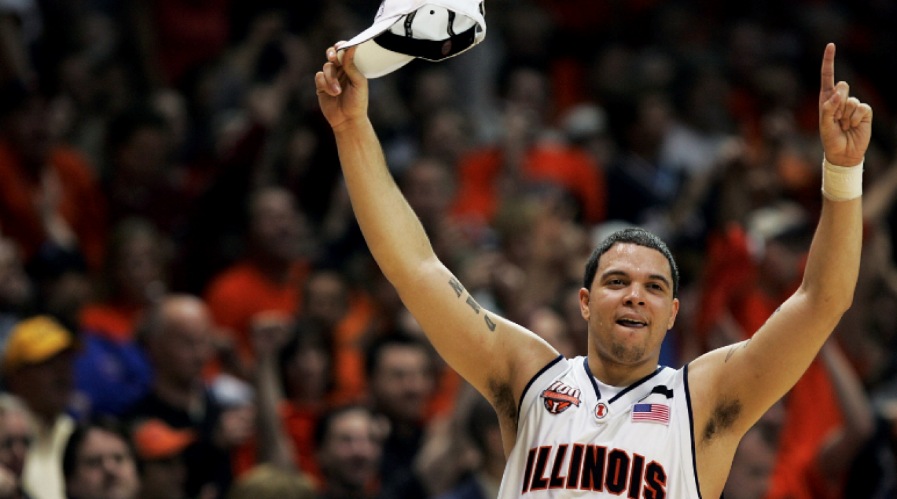 SI Now: Why Deron Williams almost transferred after Bill Self left Illinois