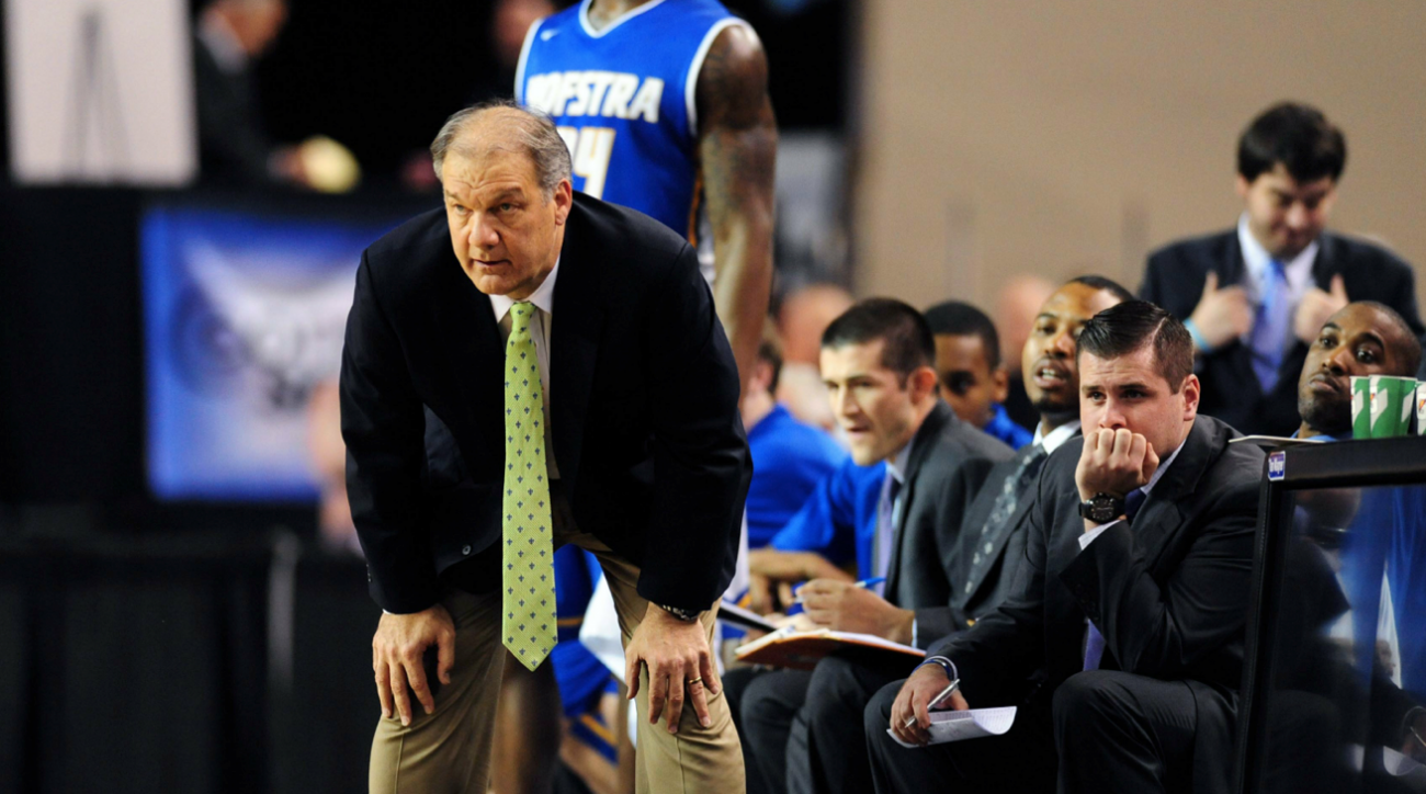 SI Now: Joe Mihalich on a fresh start at Hofstra
