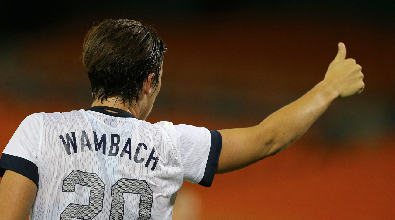 SI Now: Abby Wambach on her legacy missing a World Cup victory