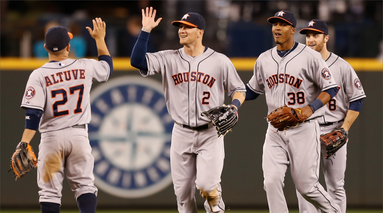 Tom Verducci's Quick Pitch: Houston Astros