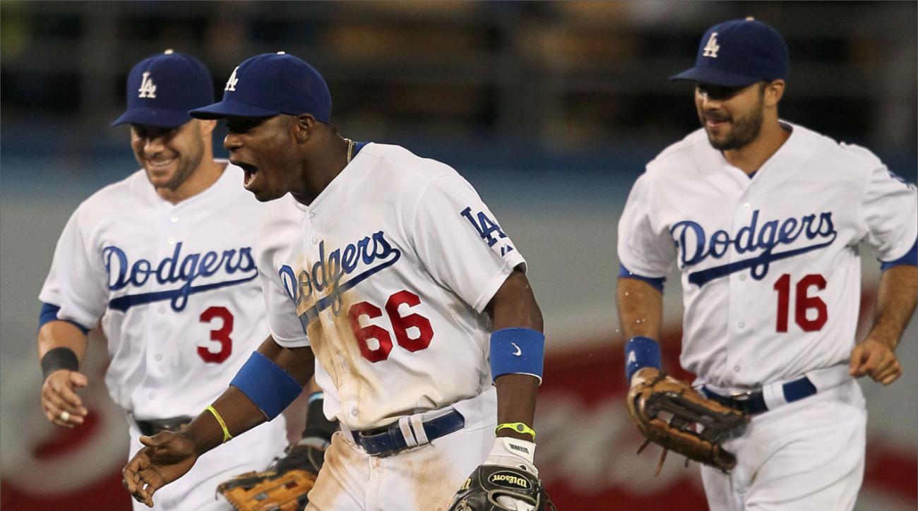Tom Verducci's Quick Pitch: Los Angeles Dodgers