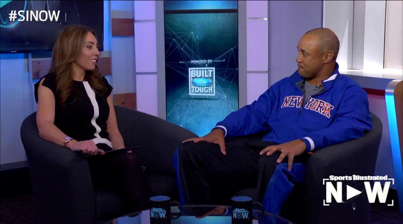 SI Now: John Starks on Knicks' playoff chances