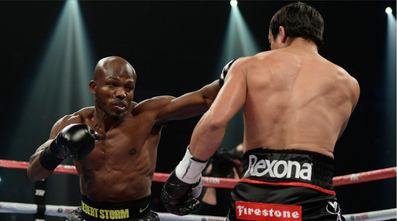 Pacquiao vs. Bradley 2: Look Back at Bradley-Marquez