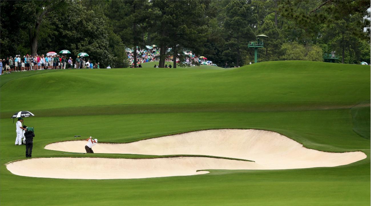 Masters Memories: Playing Augusta National