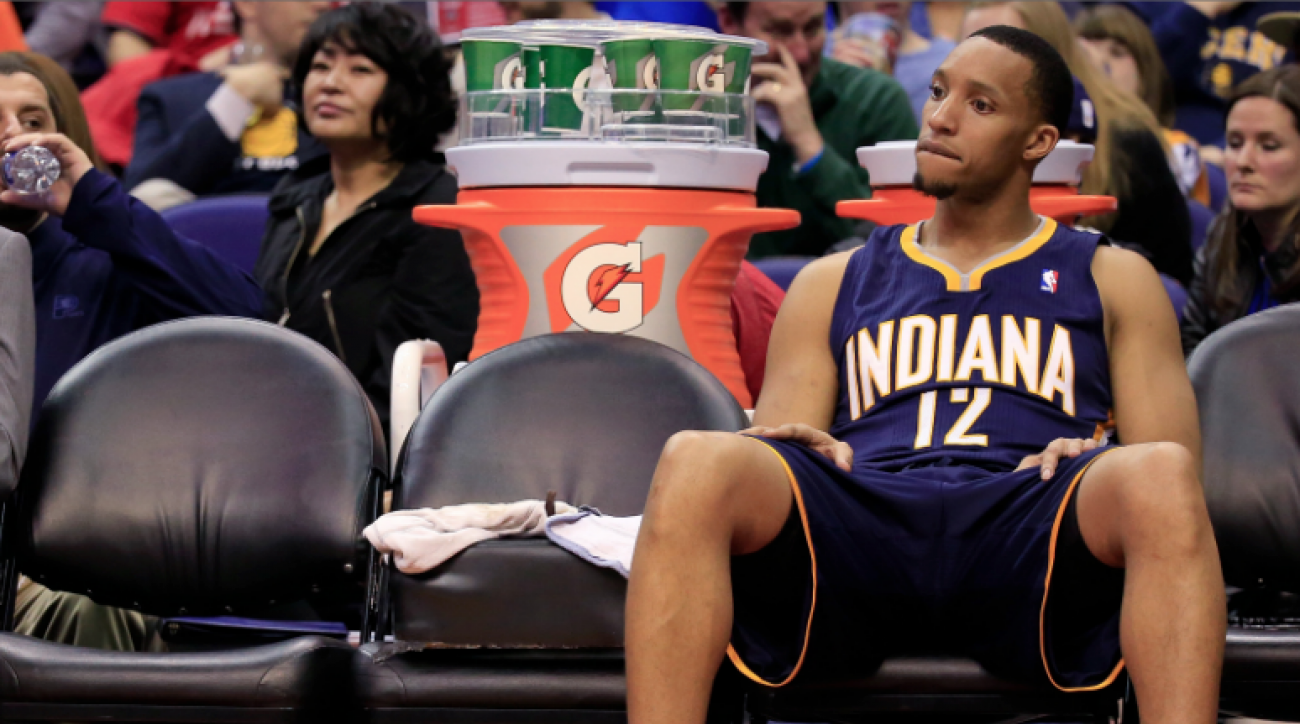 SI Now: Pacers' free fall, the West battles down the stretch