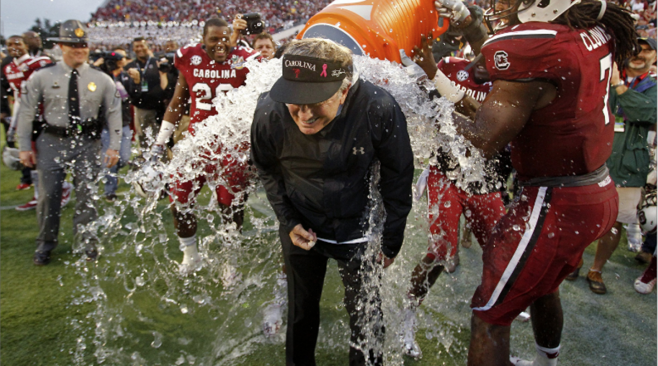 SI Now: What it's like to play for Steve Spurrier