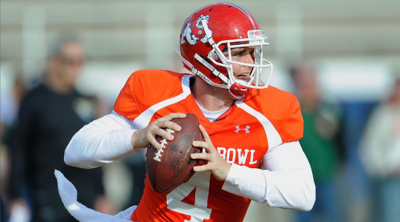 Boomer: Top 5 quarterbacks heading into NFL Draft
