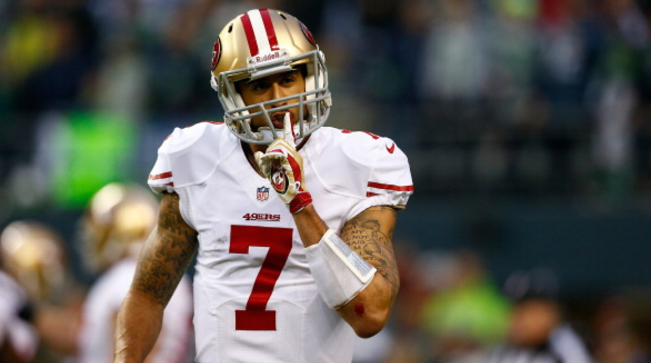 SI Now: Andrew Brandt: Making sense of the accusations surrounding Colin Kaepernick