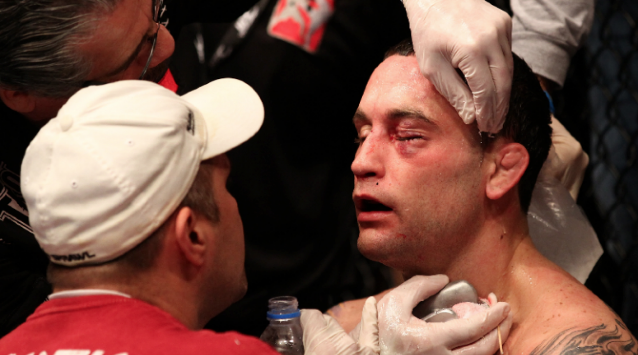 SI Now: Frankie Edgar says fighters need officials to save them from themselves