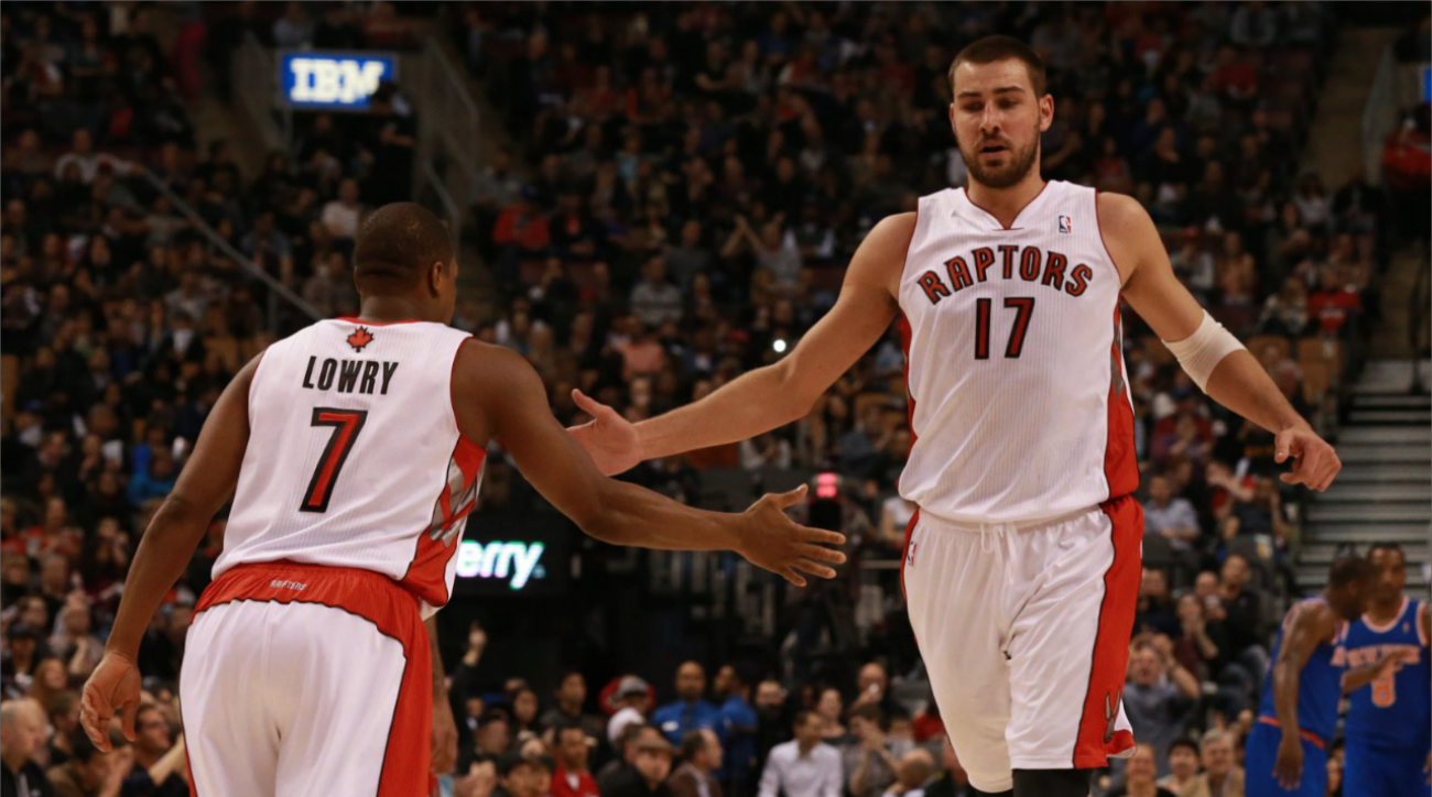 NBA playoff preview: Brooklyn Nets vs. Toronto Raptors
