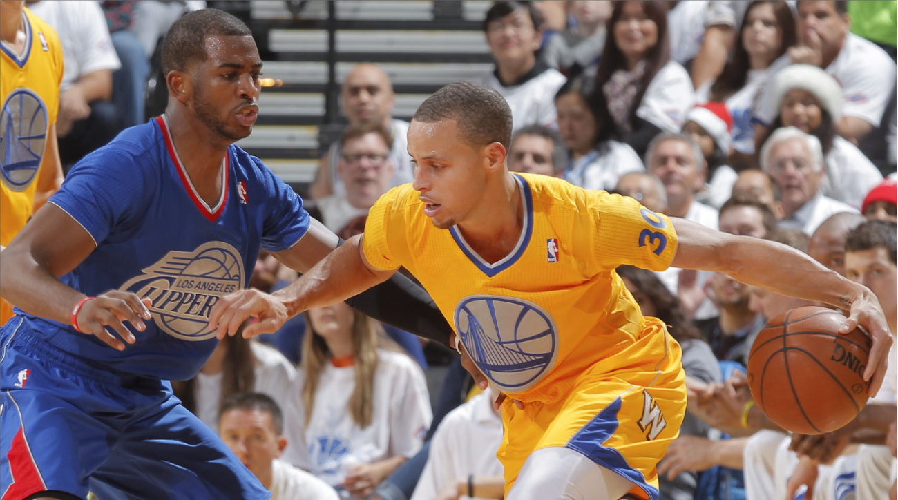 NBA playoff previews: Golden State Warriors vs. Los Angeles Clippers
