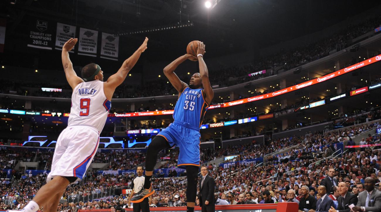 SI Now: The West is Durant, Thunder's to lose