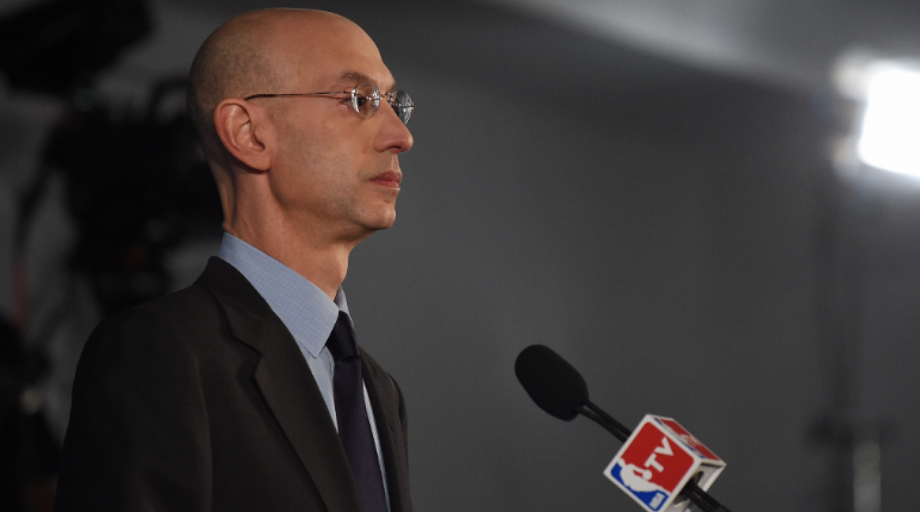 NBA commissioner issues lifetime ban to Sterling