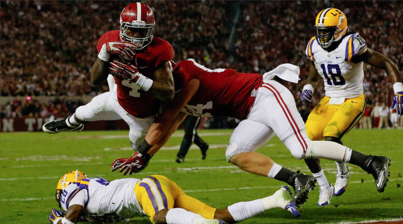 Alabama rolls, but are the Tide flawed?