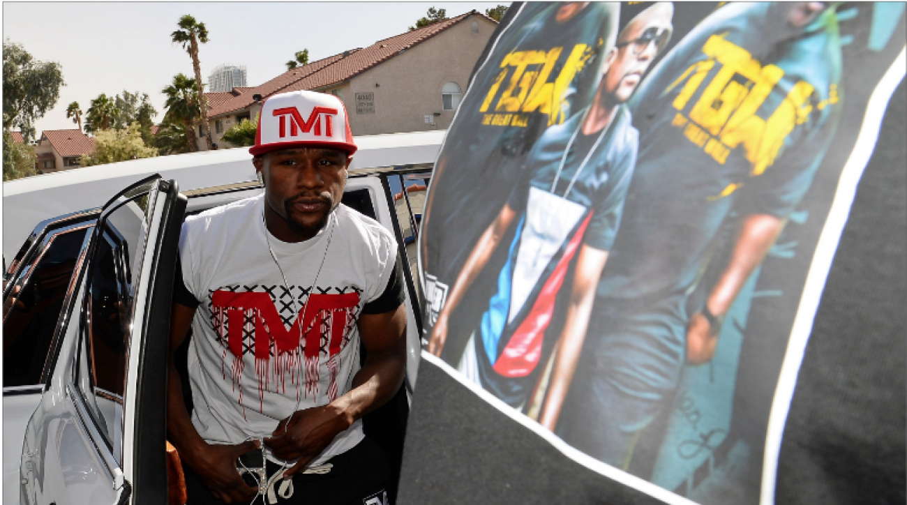 SI Now: Floyd Mayweather is too good to be distracted