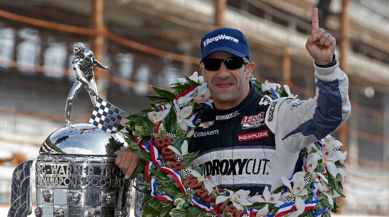 SI Now: Indy 500 winner Tony Kanaan gears up