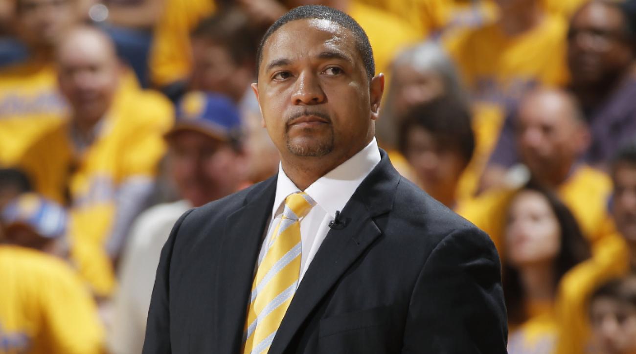 Golden State Warriors fire coach Mark Jackson
