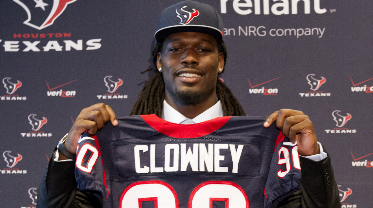 Boomer: 'Coach J.J. Watt' will get Clowney into shape