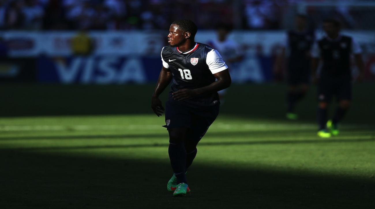 2014 World Cup: Eddie Johnson omitted from preliminary USMNT roster