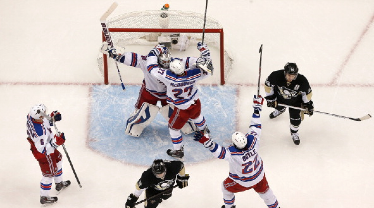 SI Now: Olympic rematch for Lundqvist, Price in Eastern Finals