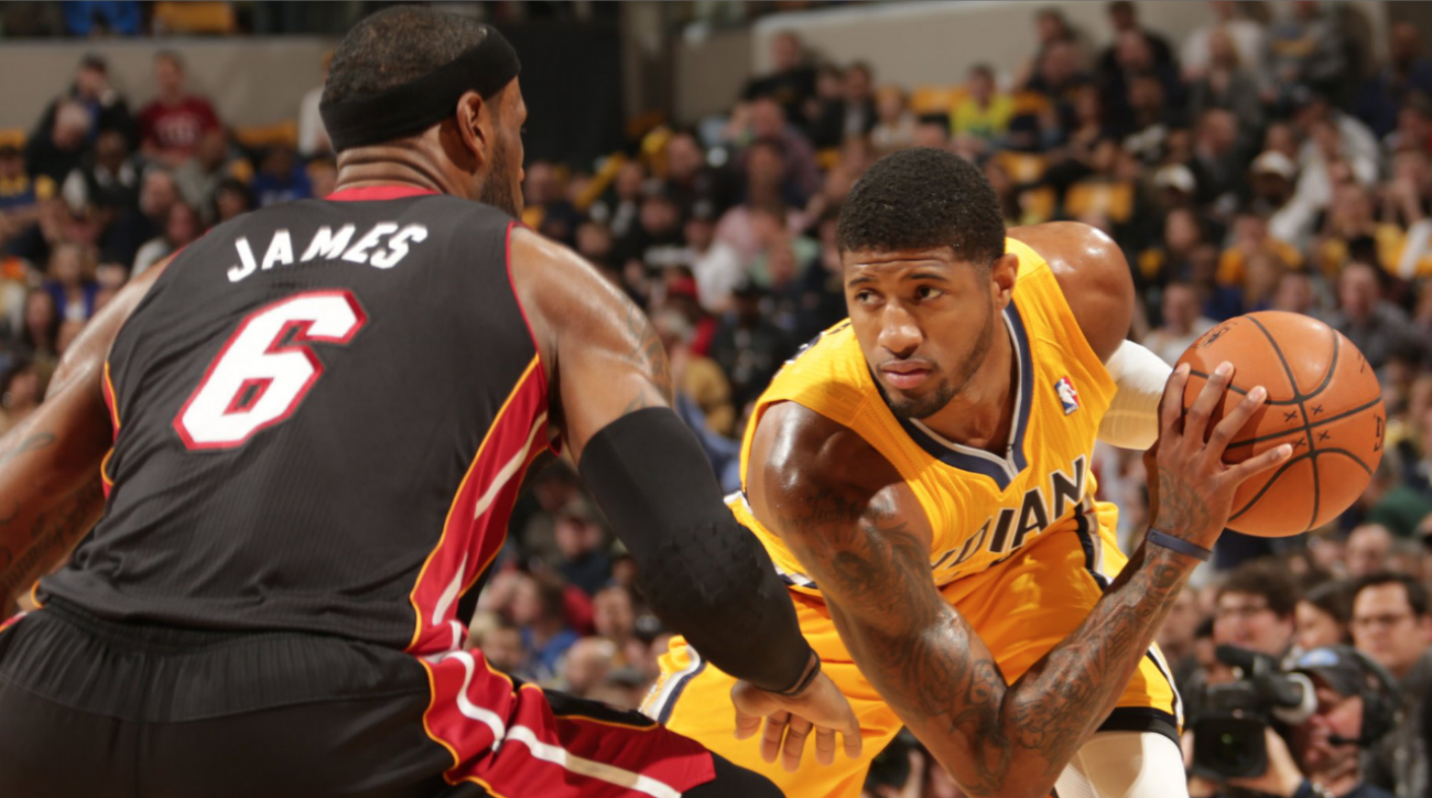 NBA Eastern Conference Finals: Heat vs. Pacers preview
