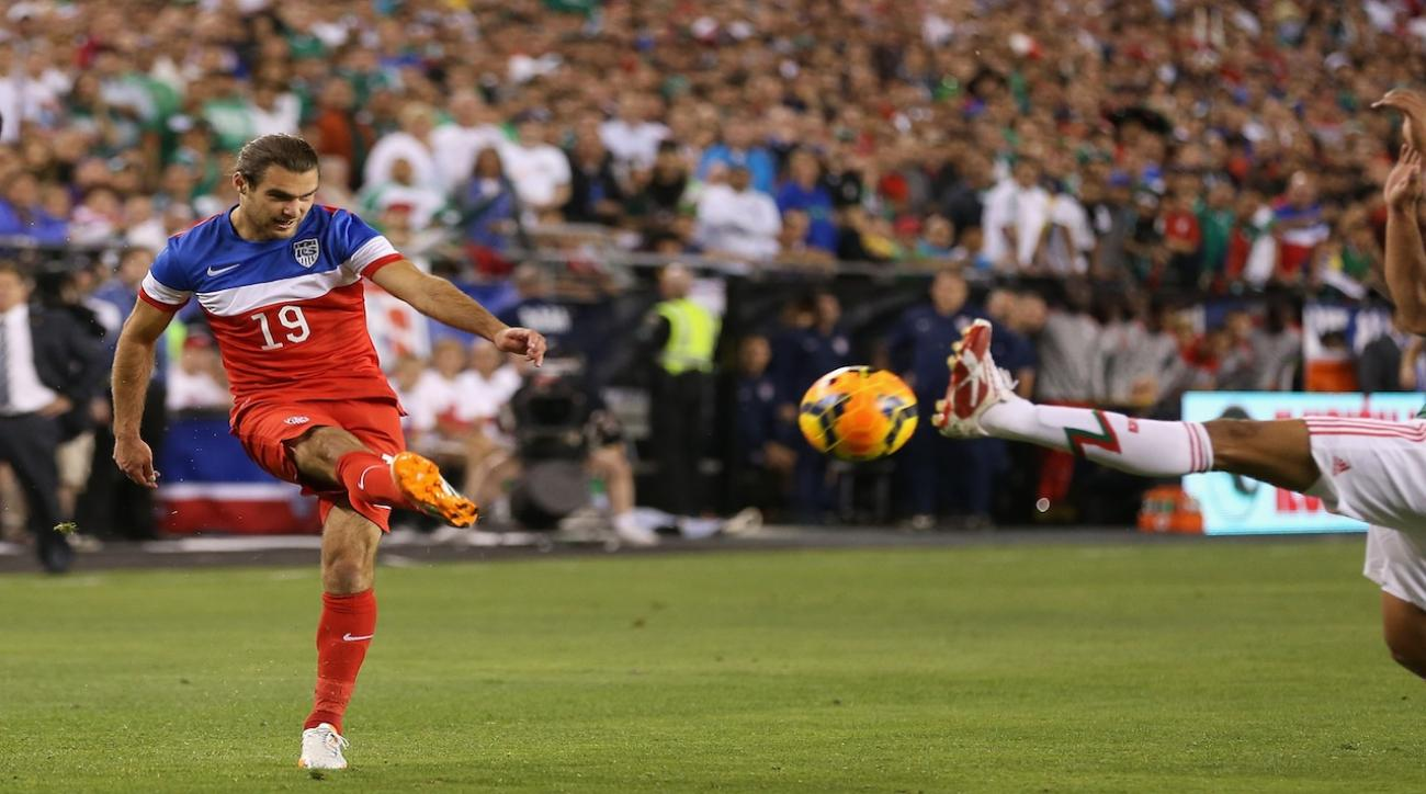 2014 World Cup: Graham Zusi explains how MLS, Sporting KC are fueling USMNT