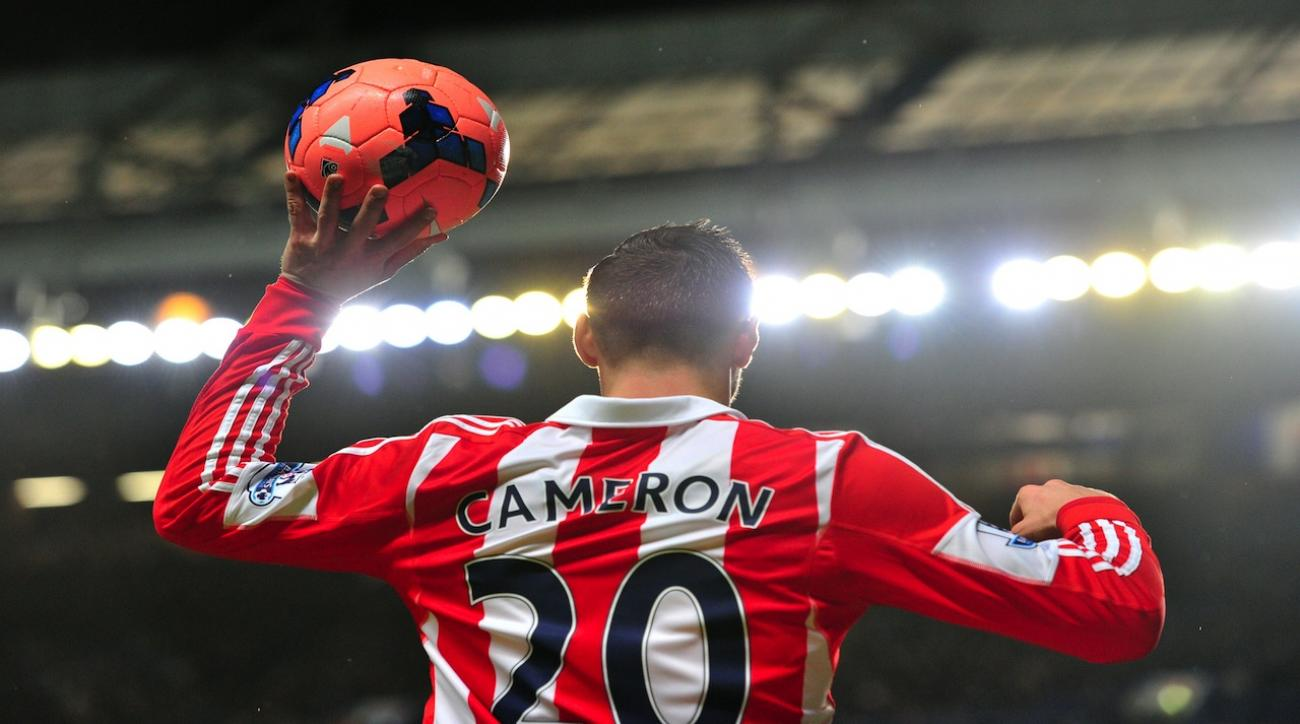 World Cup 2014: Where does Geoff Cameron fit on USMNT?