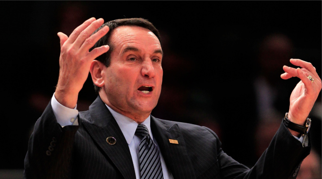 """SI Now: Coach K on """"the one who got away"""""""
