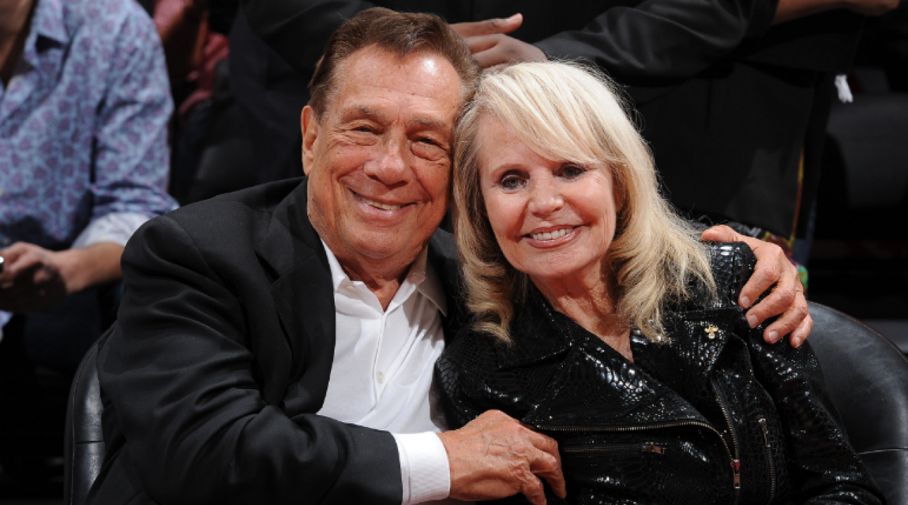 Not Donald Sterling's call to surrender Clippers