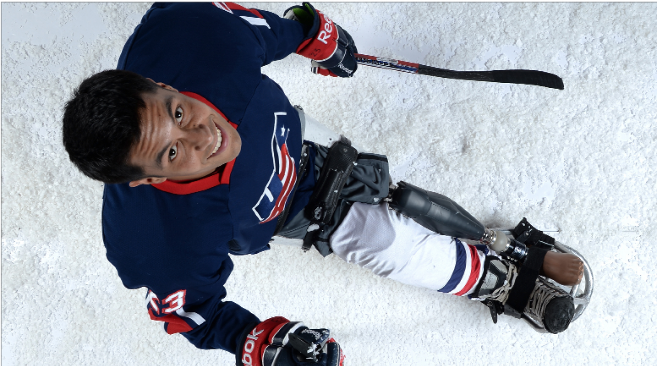 SI Now: Rico Roman's memorable moments from Sochi