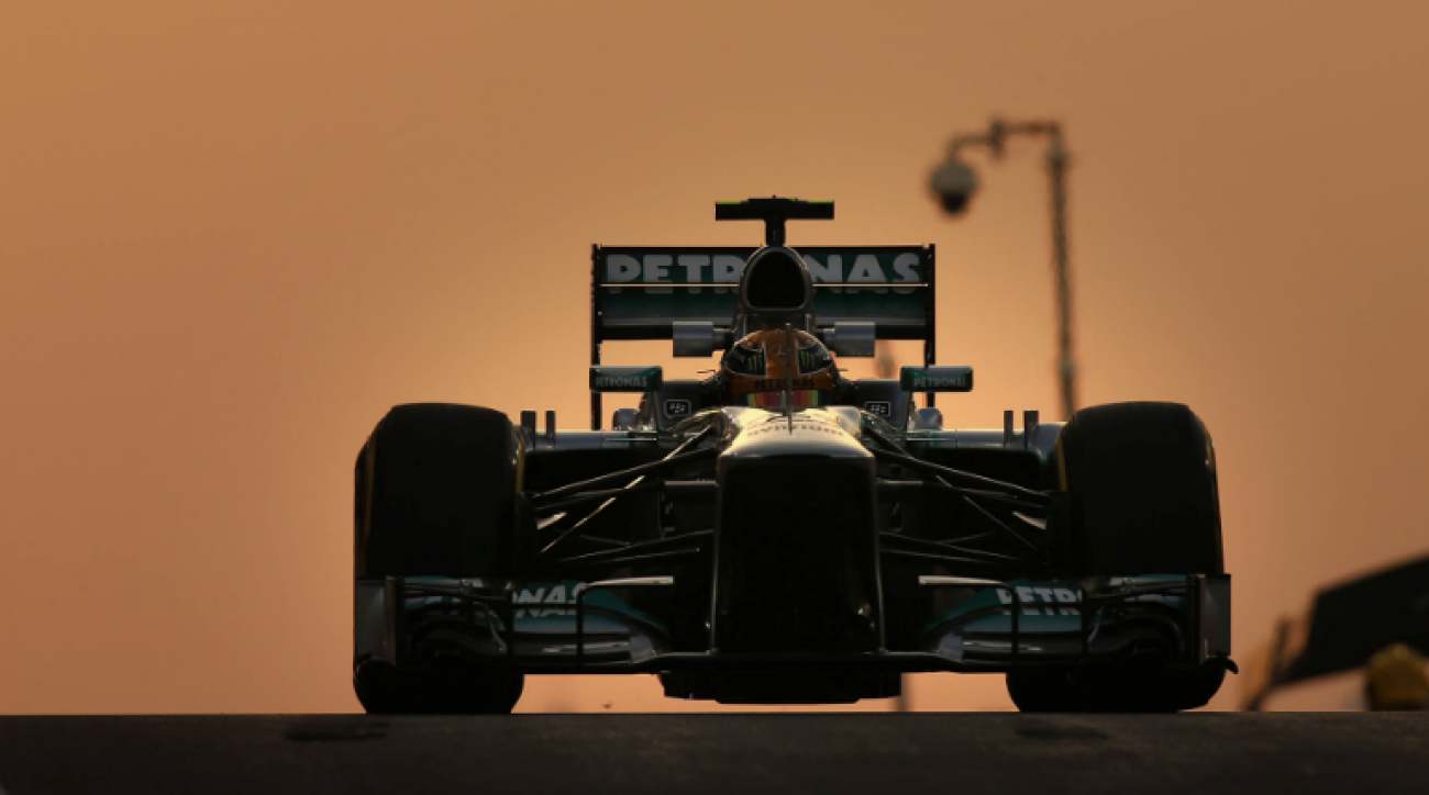 SI Now: One-on-one with Formula One race car driver Lewis Hamilton