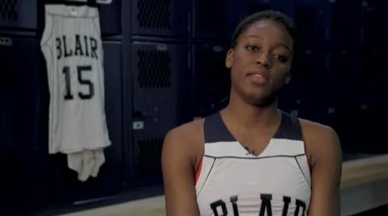 High School Player of the Week: Temi Fagbenle