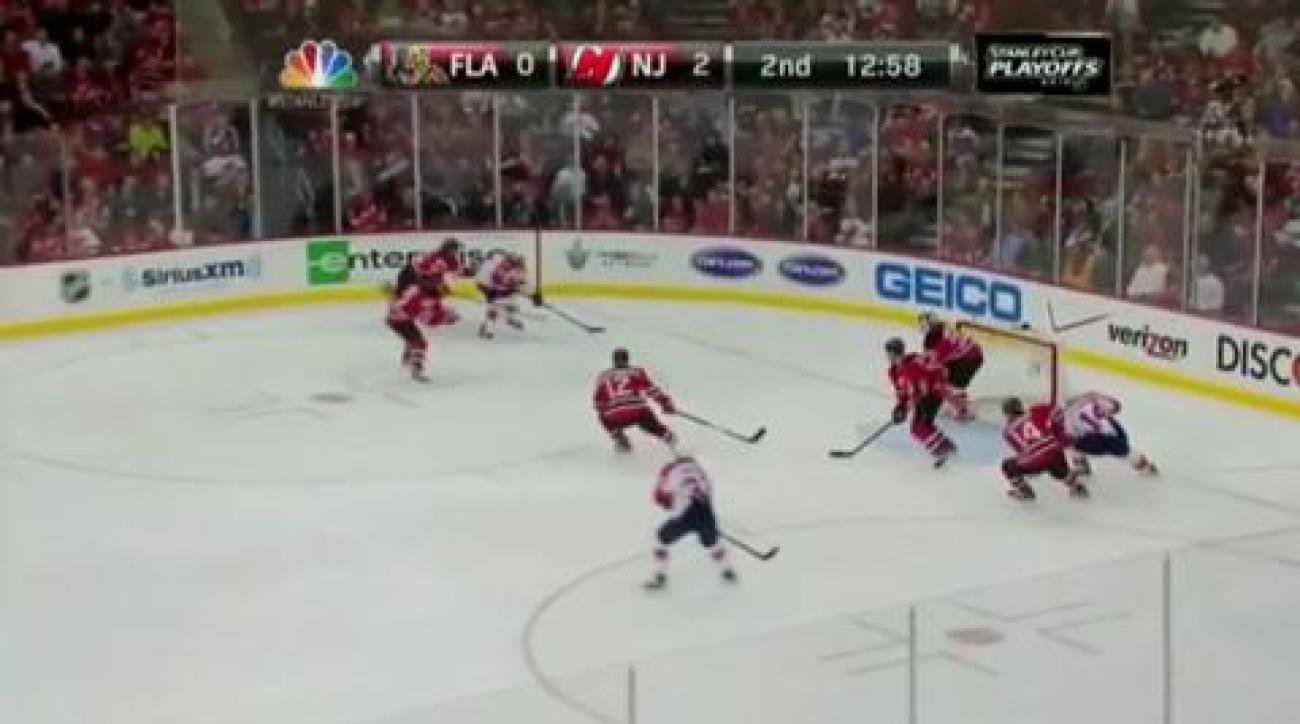 Game 6: Zajac stuns Panthers in OT