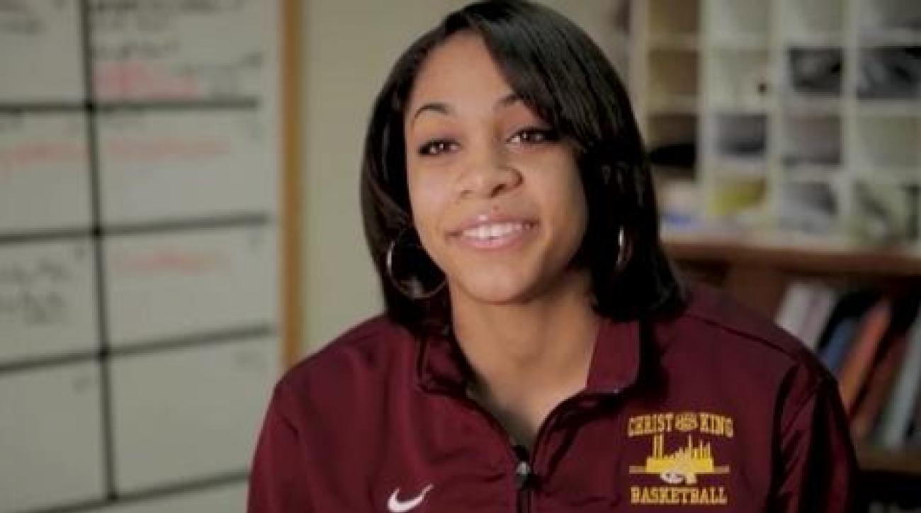 High School Player of the Week: Bria Smith
