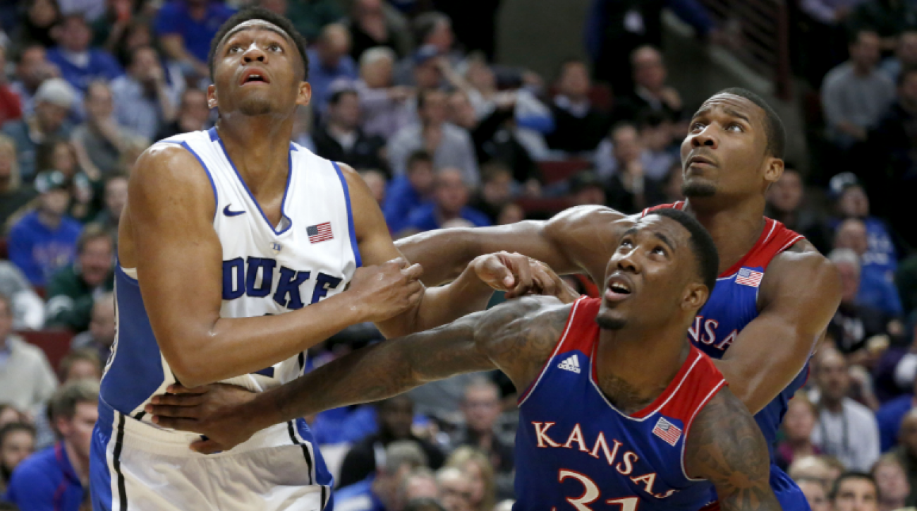 SI Now: Despite loss, Jabari Parker outshines the rest in Duke debut