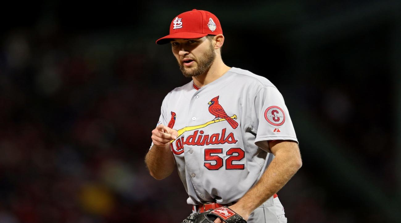 Verducci: Stand back and admire Cardinals' young pitching