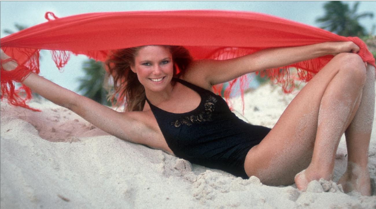 Swim Daily Throwback Thursday: Christie Brinkley 1989