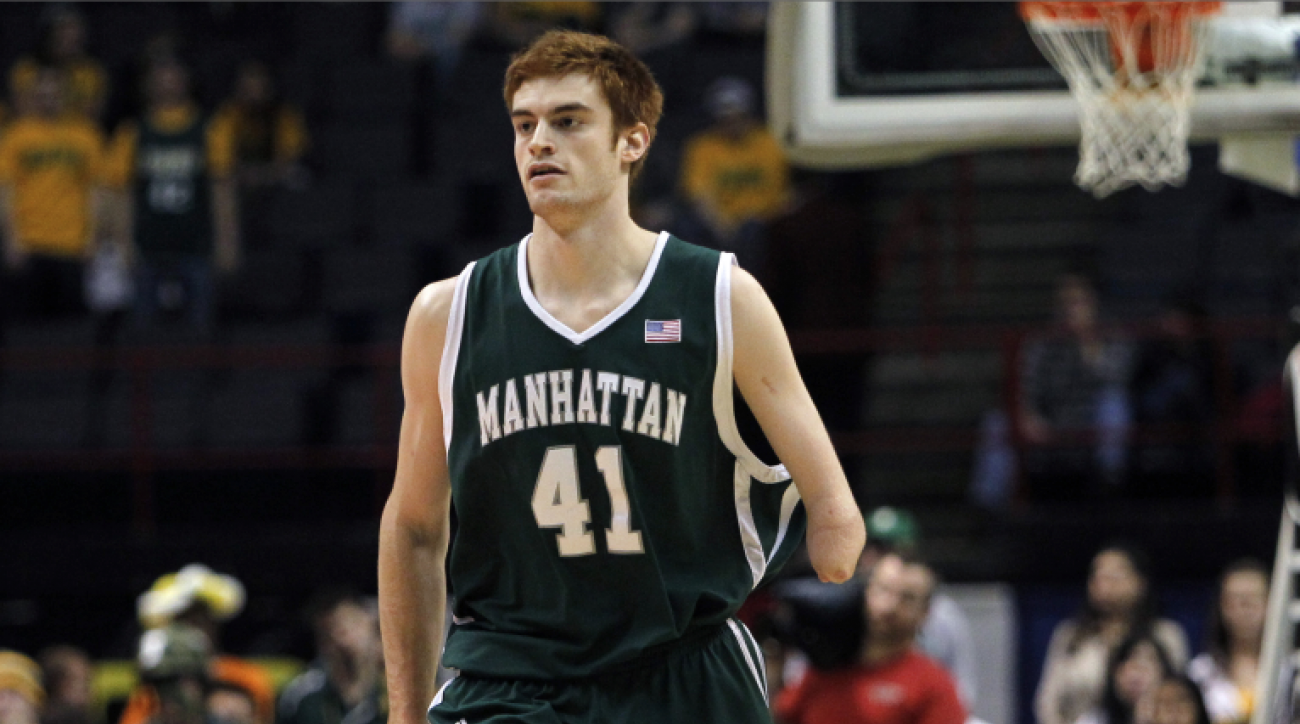 SI Now: One-armed basketball player Kevin Laue tells his story