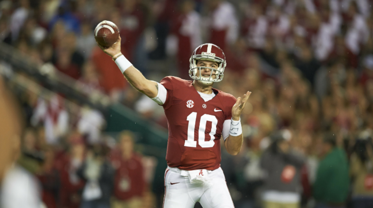 SI Now: What is so interesting about AJ McCarron?