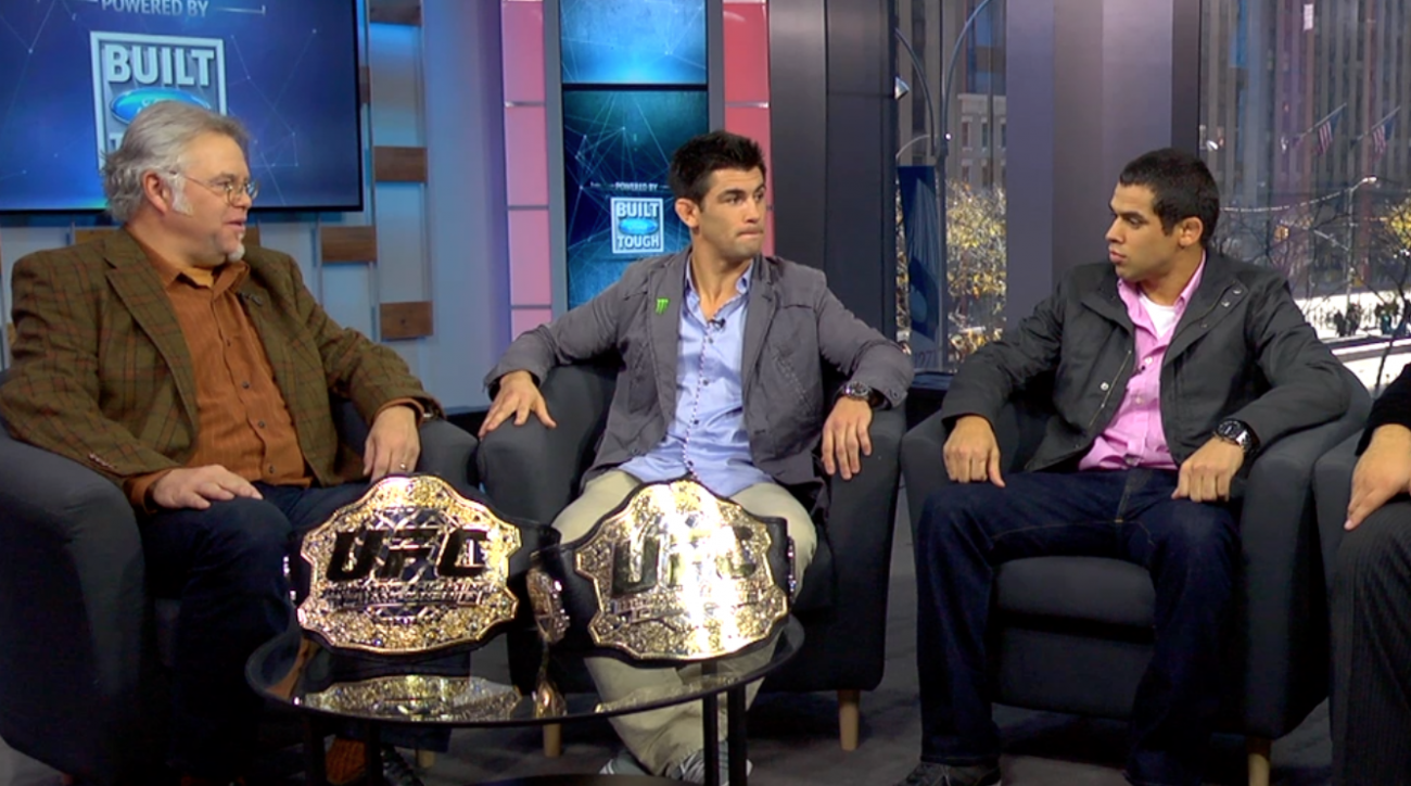 SI Now: Dominick Cruz & Renan Barao on being UFC 169 main event