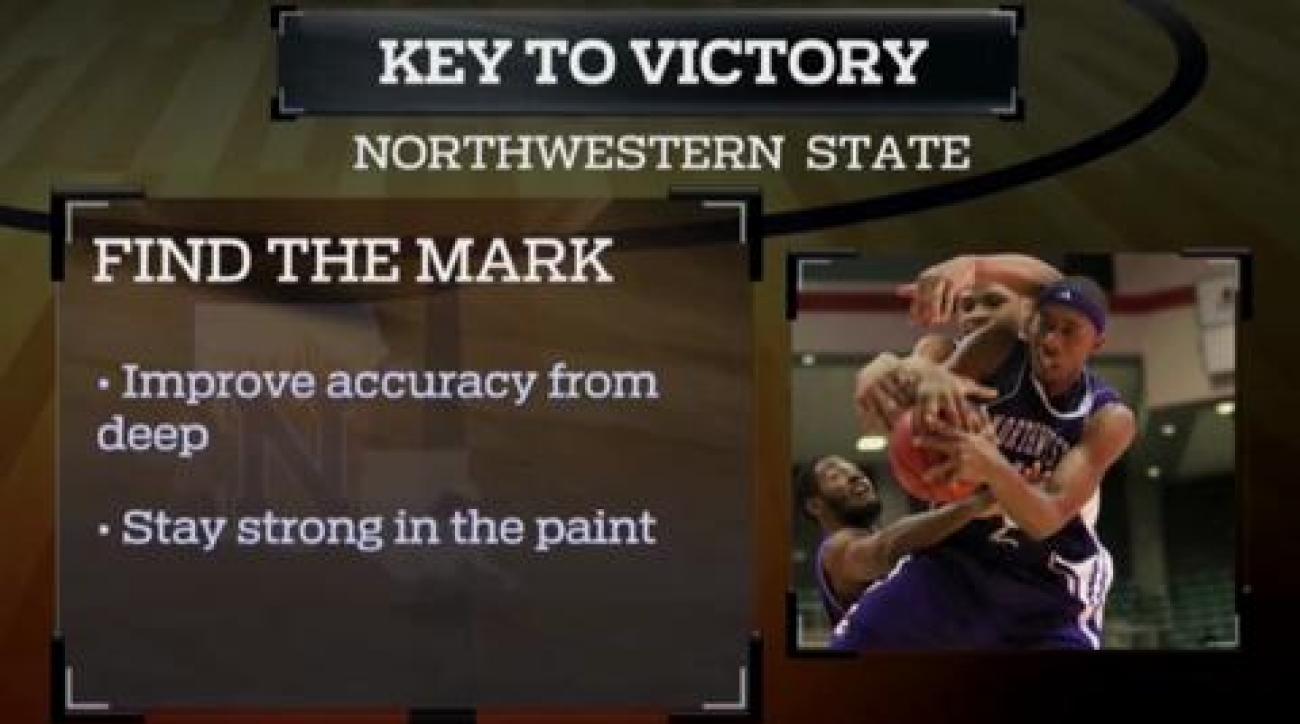 Fast Break: Florida vs. Northwestern State