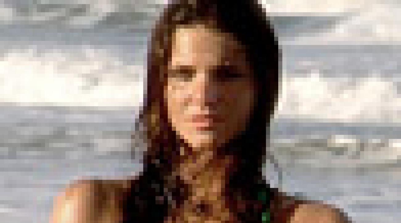 Daniella Sarahyba in Brazil